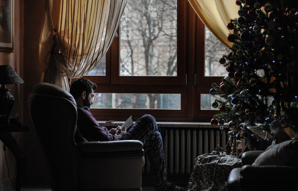 Taking time out away from the family and setting boundaries is a good way to ensure Christmas won't be too fraught with emotions.