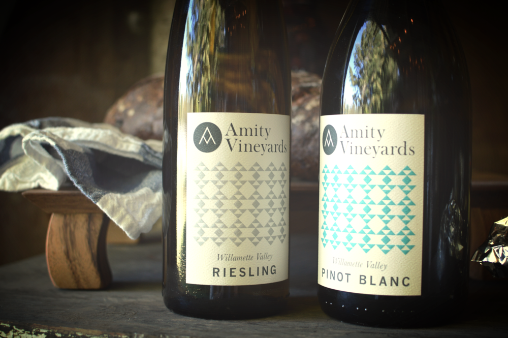 Wonderfully balanced Amity Vineyards whites