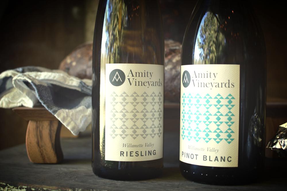 Wonderfully balanced Amity Vineyards whites