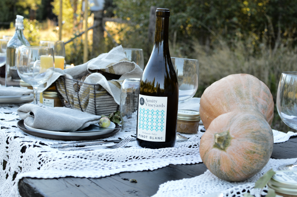 No table is complete without a bottle (or 2) of wine