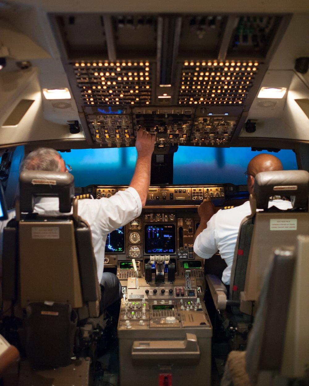 Dating a charter pilot