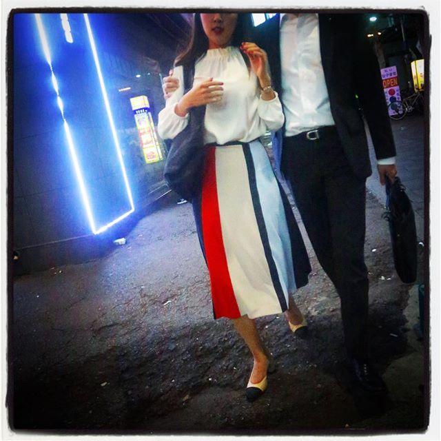 Fabulous skirt in Geondae.
