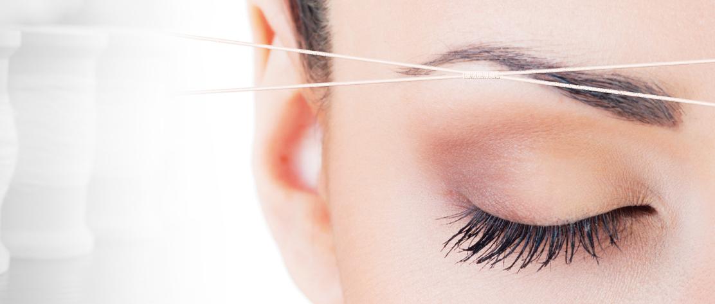 Eyebrow Threading Training Courses L Lash Beautiqu Academy