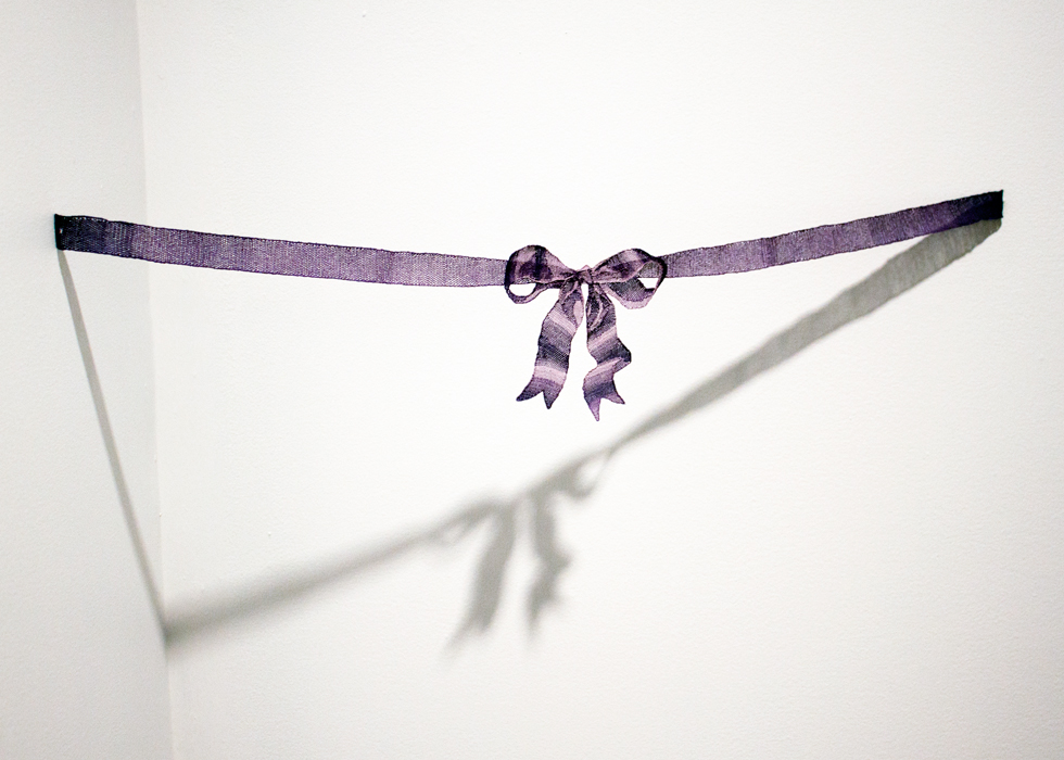 Tie with Ribbons