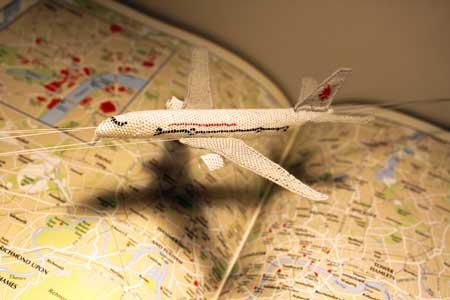 Dorie Millerson,  Airplane , 2011