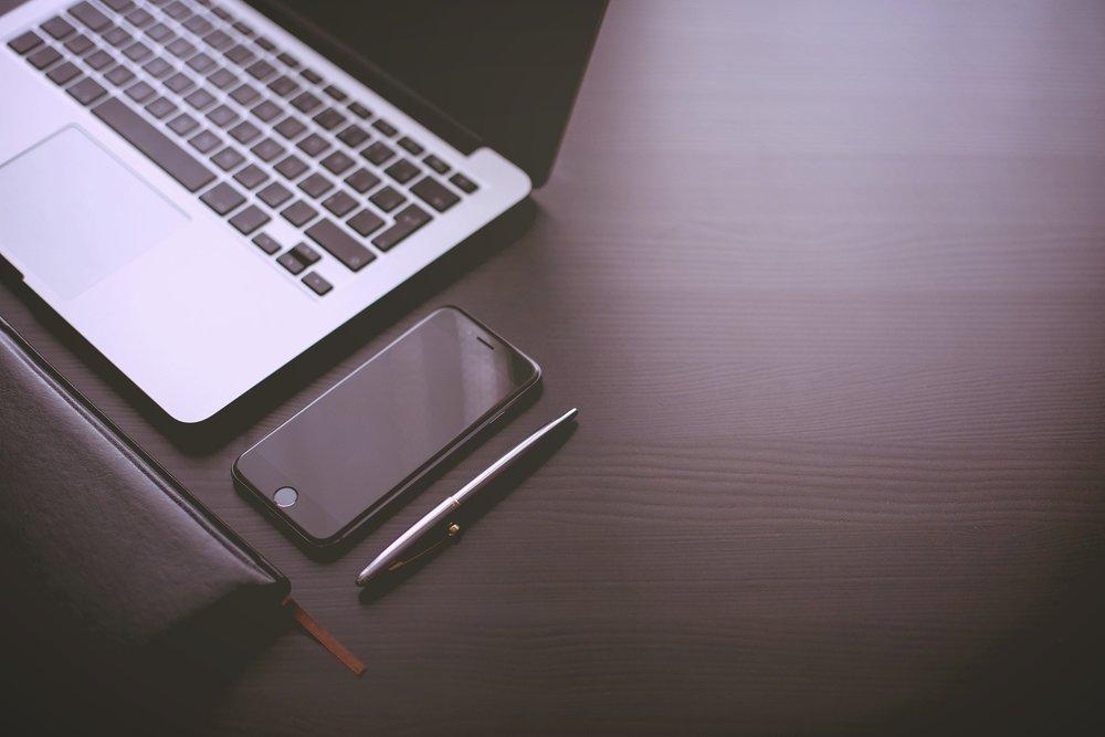 Laptop+Phone
