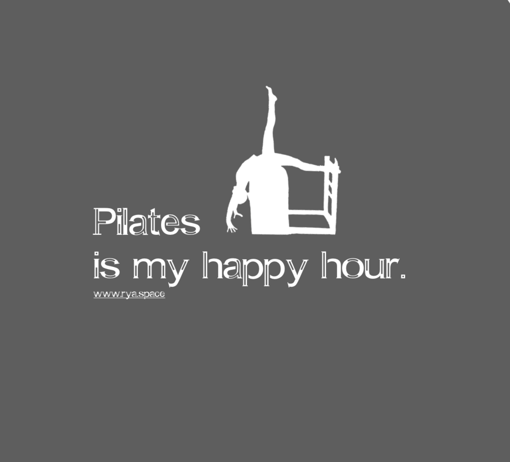 Pilates and Yoga with Rya T-Shirt Design 2019.png