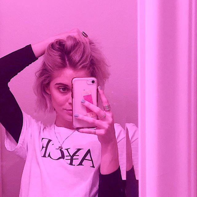 mirror mirror, you look weirder!!