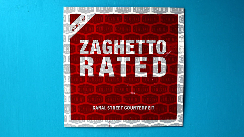 Zaghetto Rated (zaghetto red/light grey)