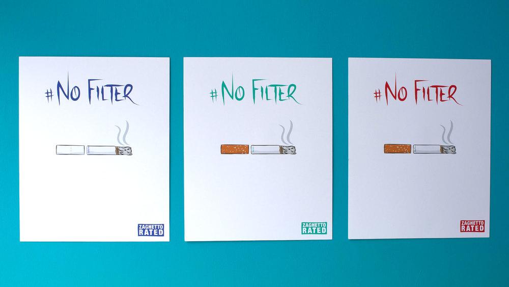 #NoFilter Series