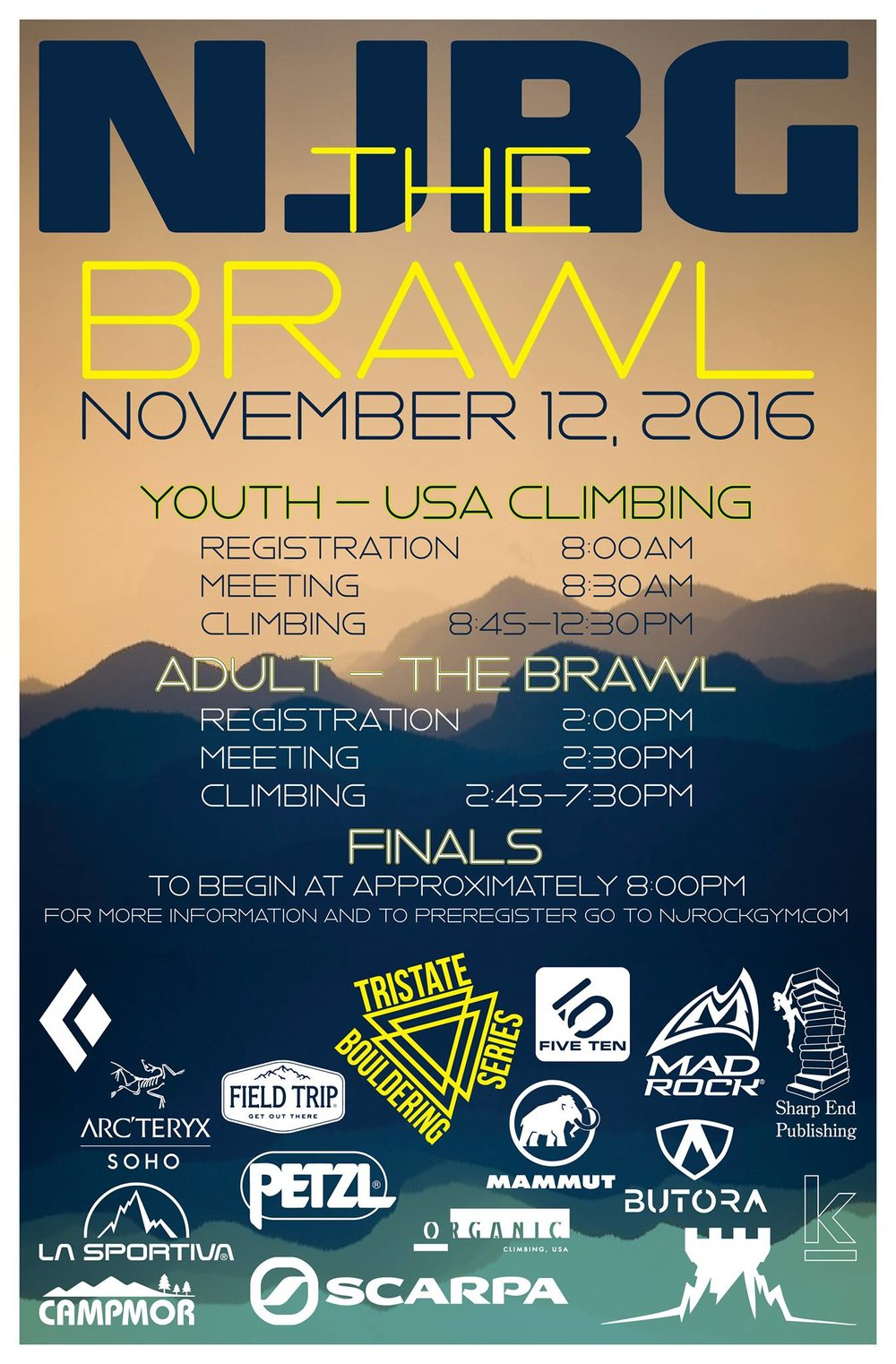 the brawl 2016 opeN citizens