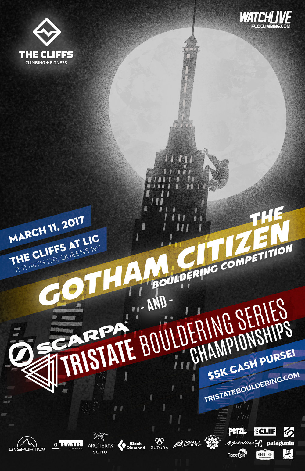 gotham citizen + TBS OPEN CITIzEN YOUTH
