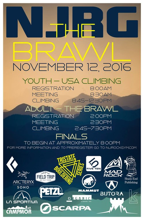 THE BRAWL 2016  November 12, 2016   PHOTO GALLERY 1      PHOTO GALLERY 2