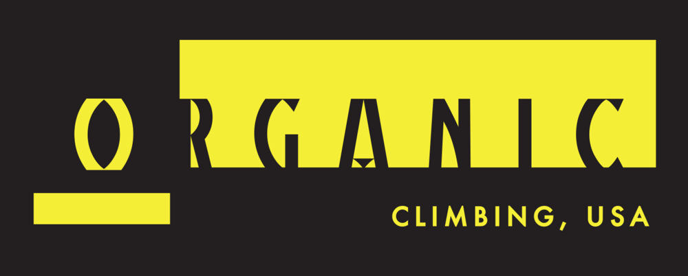 ORGANIC CLIMBINGOFFICIAL CRASHPAD PARTNER - Organic Climbing, USA is committed to producing the best bouldering gear possible: functional, durable, and unique. Hand made in the U.S.A., each piece is one of-a-kind. Crafted with simplicity and longevity in mind, Organic Climbing utilizes the highest quality materials and put in the extra time to ensure every piece is unique and stands out.