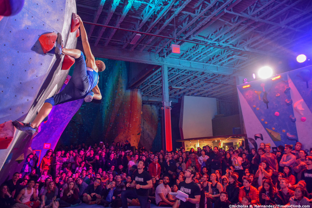 THE NORTH FACE TRISTATE BOULDERING SERIES  WELCOME TO SEASON 4.