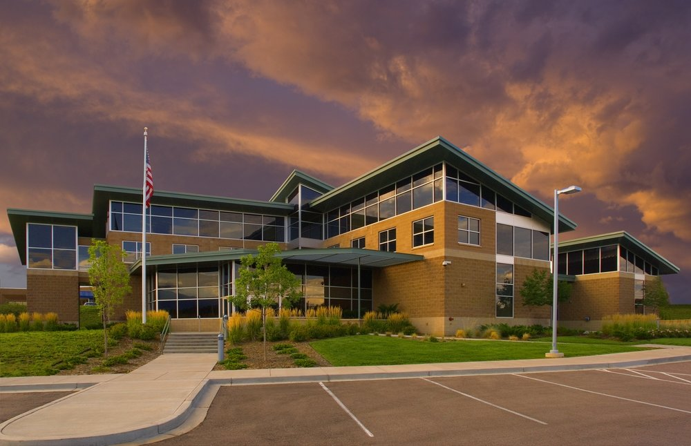 ENHANCED 9-1-1 AUTHORITY ADMIN & TRAINING BUILDING - Colorado Springs, CO