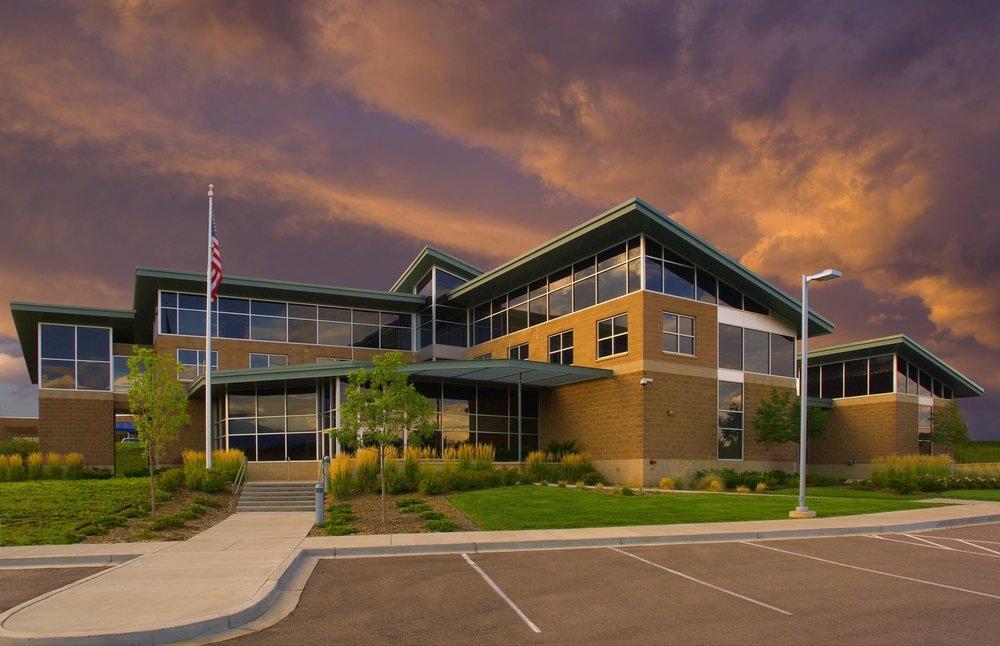 ENHANCED 9-1-1 AUTHORITY ADMIN & TRAINING BUILDING - Colorado Springs, CO