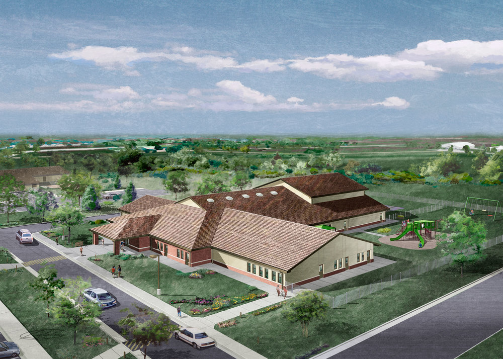 FORT LEONARD WOOD CHILD DEVELOPMENT CENTER - Fort Leonard Wood, MO