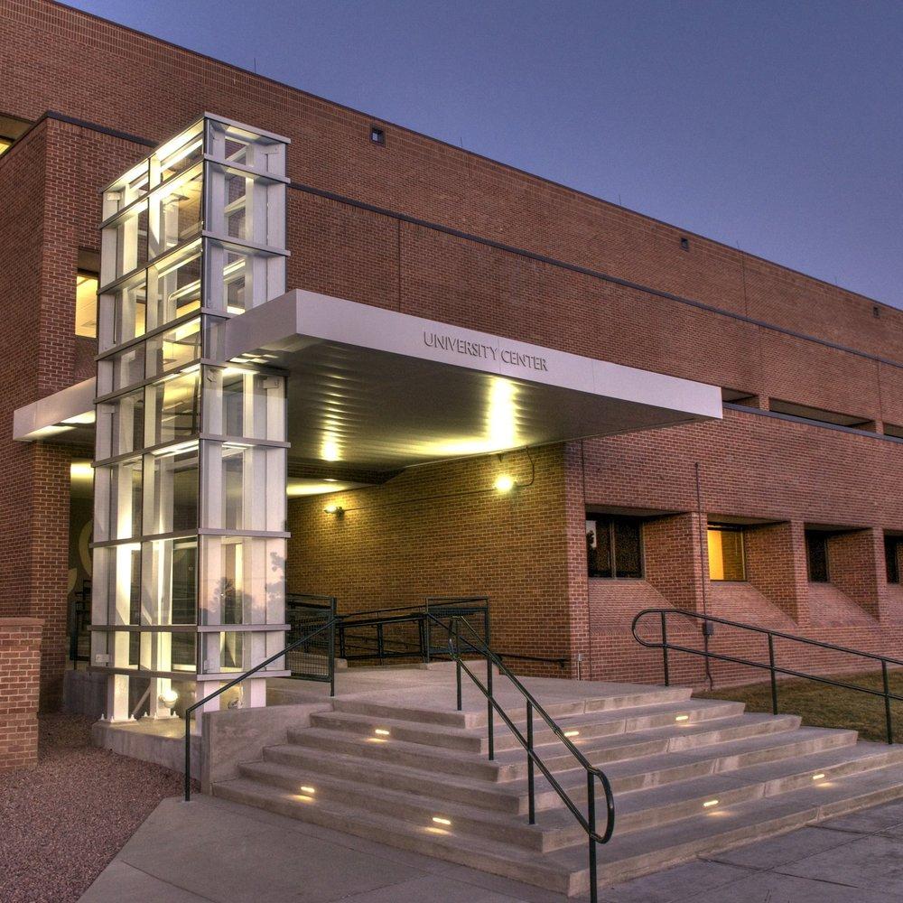 UNIVERSITY CENTER RENOVATIONS - University of Colorado , Colorado Springs, CO