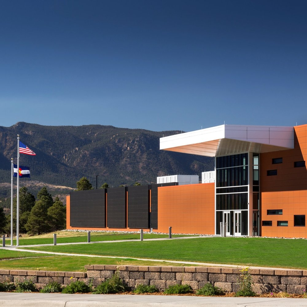 NORTH COLORADO SPRINGS READINESS CENTER - United States Air Force Academy, CO