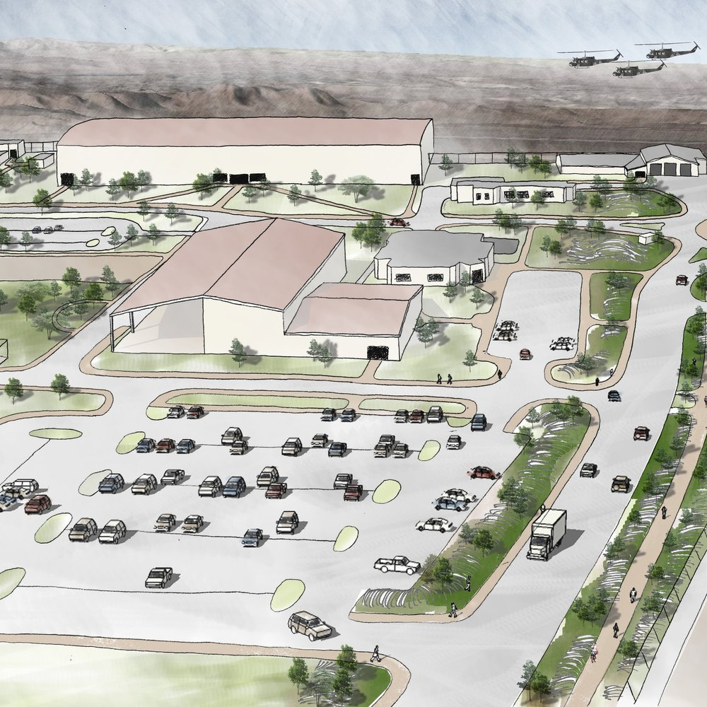FORT CARSON AIRFIELD AREA DEVELOPMENT PLAN - Fort Carson, CO