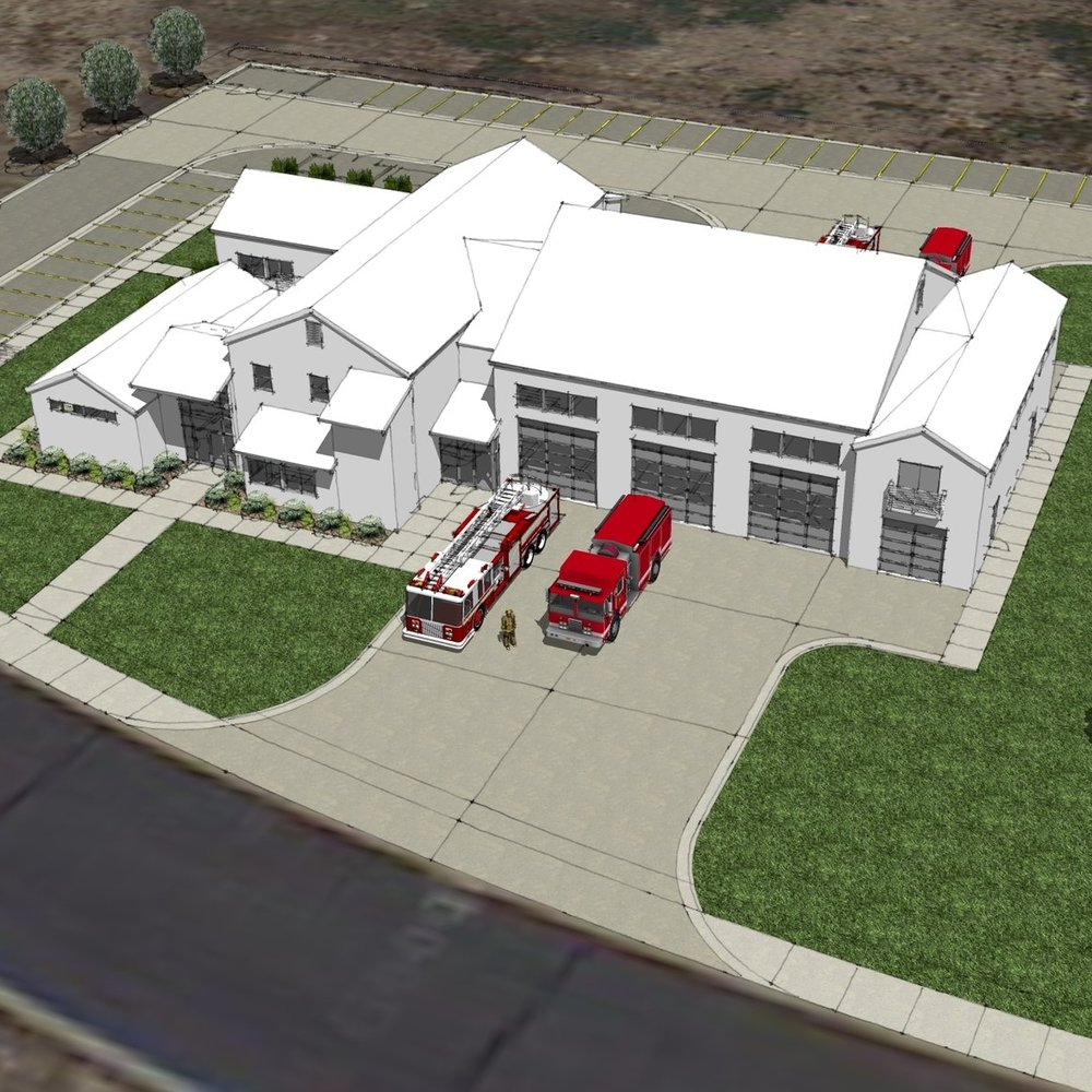 AURORA FIRE STATION PROTOTYPE - Aurora, CO