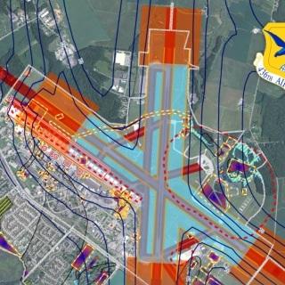 BASEWIDE AREA DEVELOPMENT PLANS - Dover Air Force Base, DE