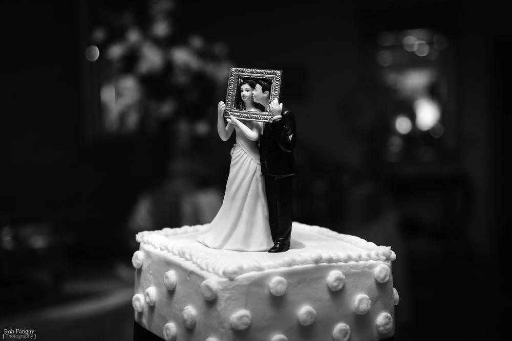Wedding Cake Topper Williams-Frost
