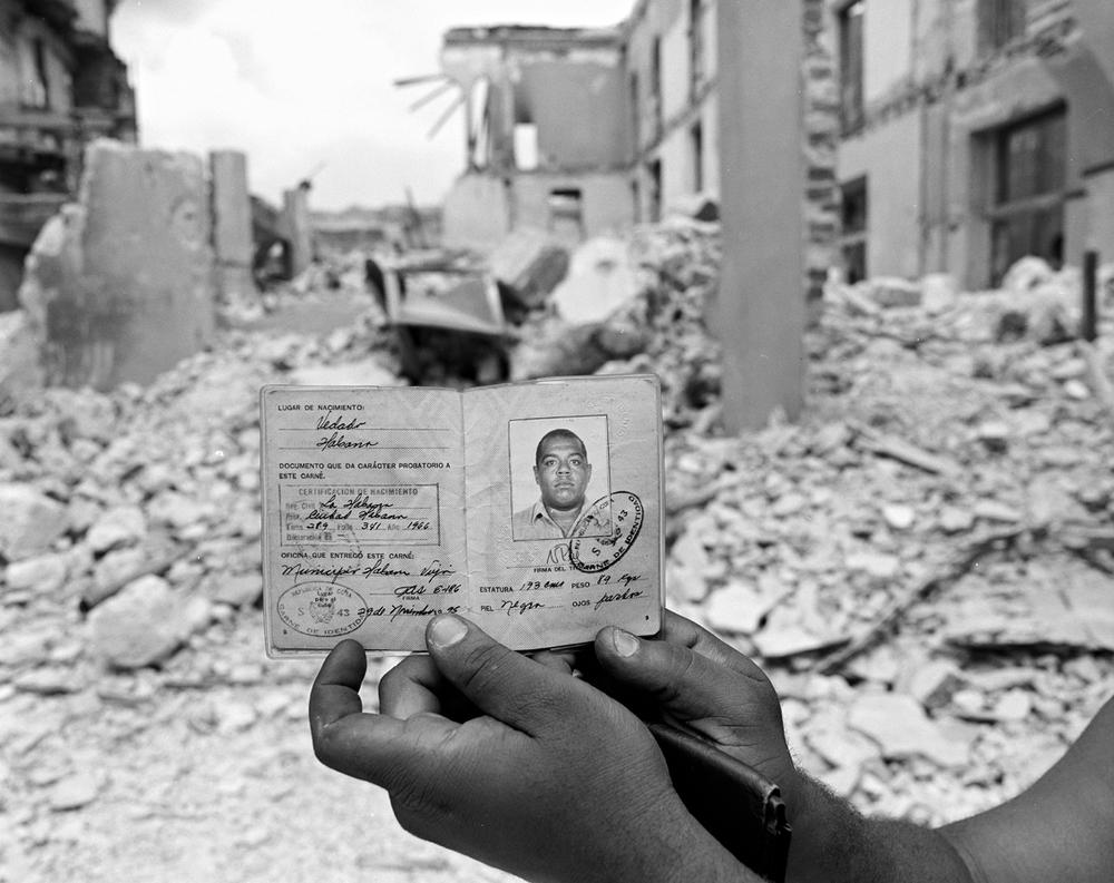 Photo by John Kennard, Havana 1997