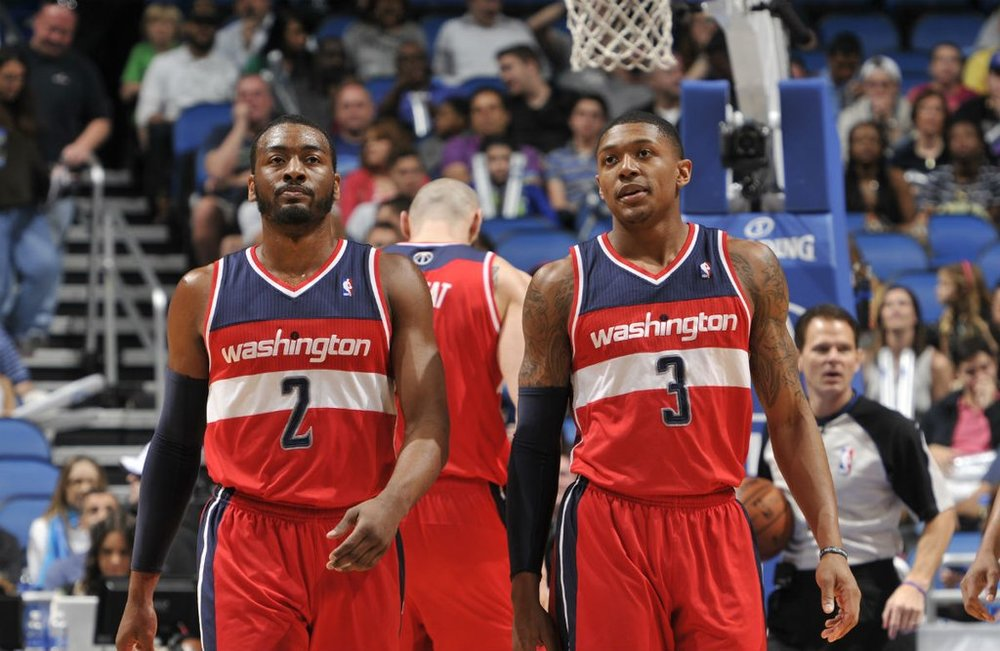 PHOTO FROM WASHINGTON WIZARDS TWITTER