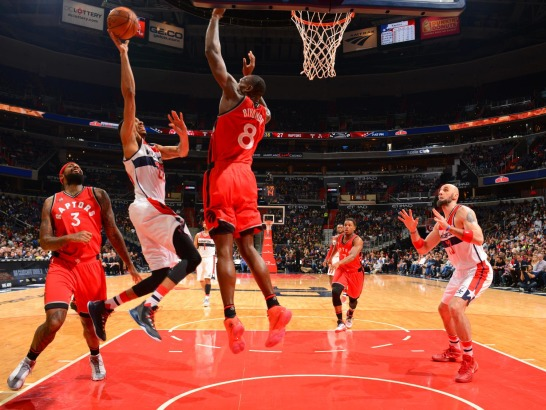 PHOTO FROM WASHINGTON WIZARDS MONUMENTAL NETWORK BLOG