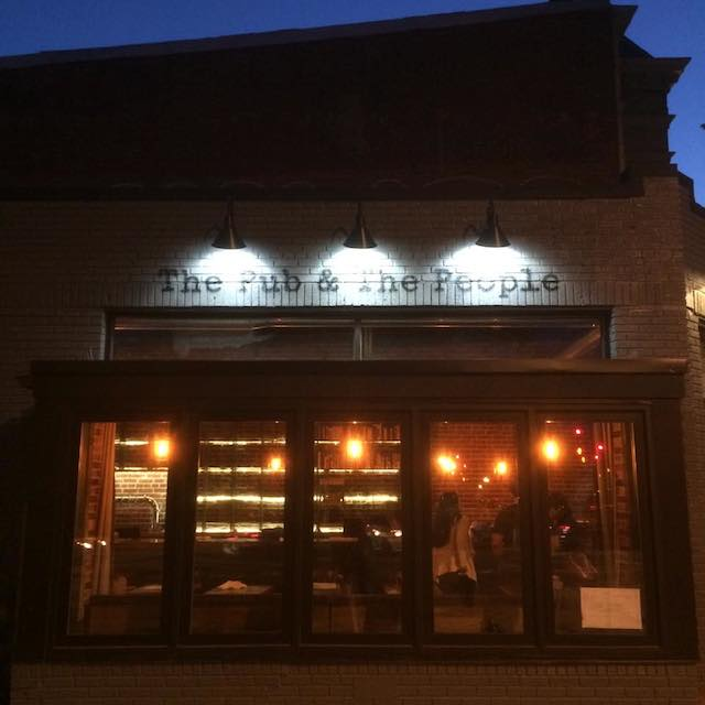 The Pub and The People
