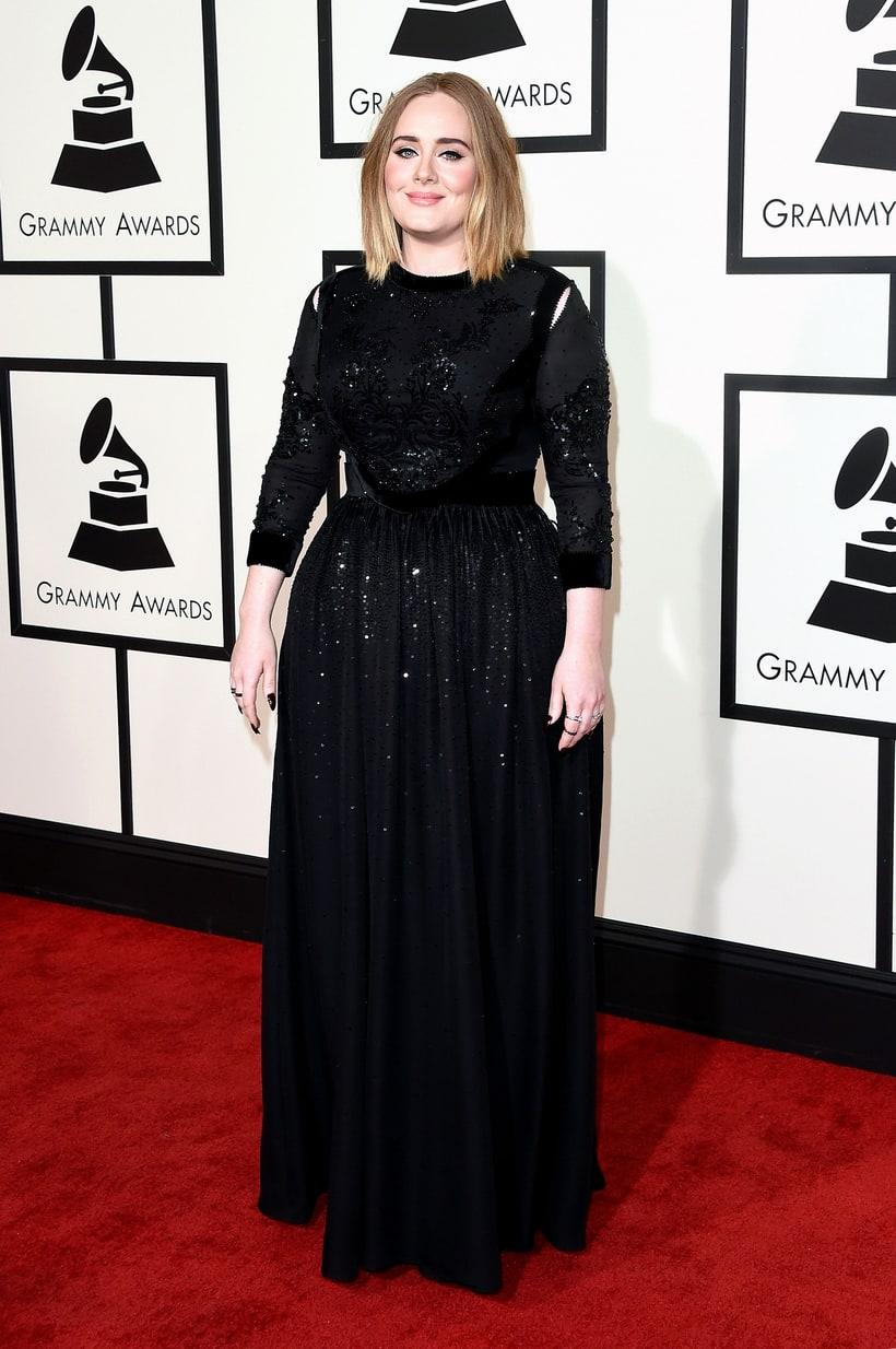 Adele Dress: Givenchy Jewelry: Ofira