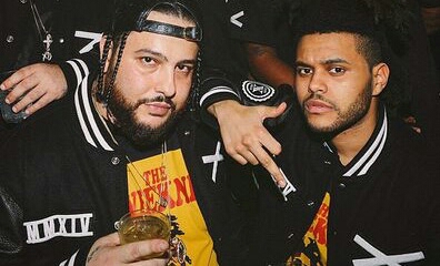 Belly and The Weeknd