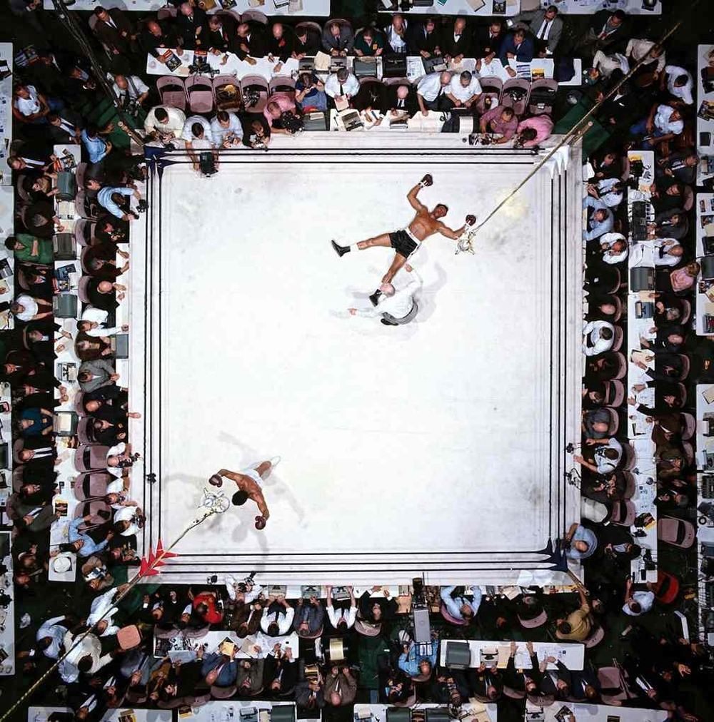 Photograph: Neil Leifer/Sports Illustrated/Getty Images