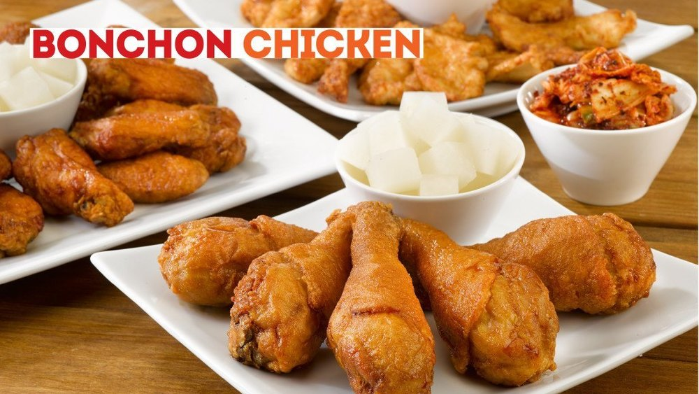 Also known as Korean Style Fried Chicken Wings,BonChon-Style Chicken Wings are mainly covered in soy garlic sauce. Given an Asian twist to the American styled chili wings, what makes them unique is the use of cornstarch. Not only is it much more affordable but it gives you a different crunch from the regular wheat flour.