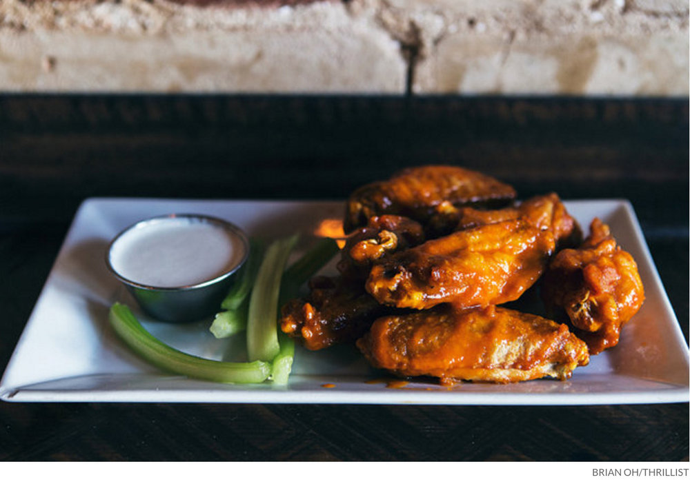 Boundary Stone is one of the staples of Bloomingdale. To note, Boundary Stone is known for having the best chicken wings in the district. We have had them before and they were spectacular, so it might be worth venturing there for that alone.