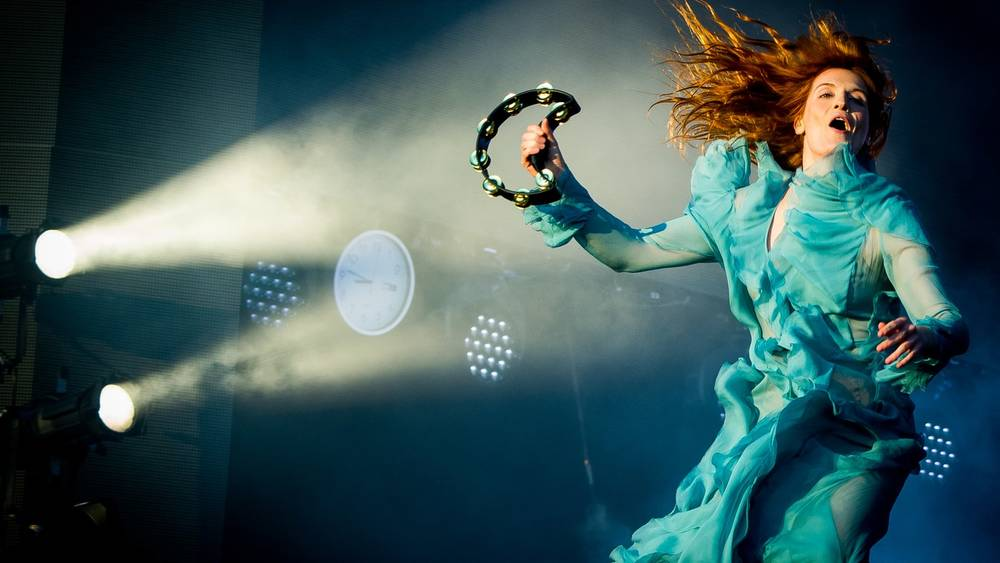 Florence + the Machine have recorded three songs – including two new originals – for the video game 'Final Fantasy XV'  Samir Hussein/Getty