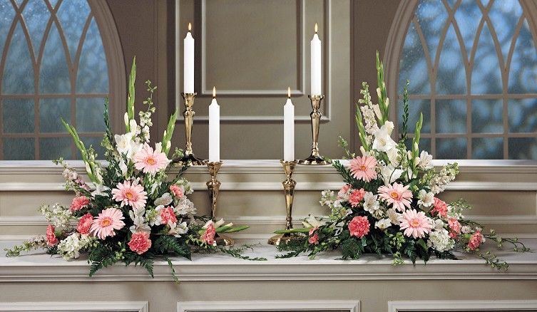 Donate Altar Flowers - Participate in the Ministry of Stewardship and make a commitment to help provide an atmosphere for worship by brightening the Altar area of the sanctuary with fresh flowers. It is a thoughtful way to honor loved ones, preserve their memory, or to mark a special occasion.