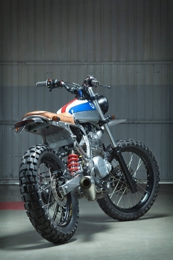 DIRT BIKES Specifically designed for off road events A sport like bike (various types)