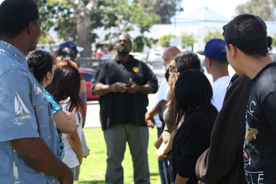 Long Beach, CA - UPI trained gang intervention and youth workers to support summer safety efforts through the Long Beach Summer Night Lights and Be Safe program. We also trained the Long Beach Police Department on summer safety strategies and relationship-based policing approaches to support City-wide efforts to increase public safety.