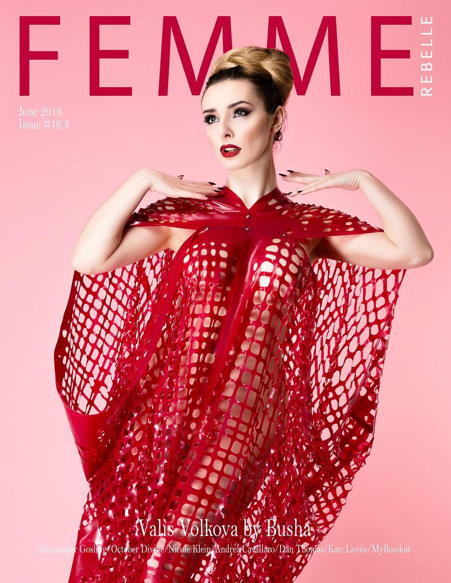 Femme Rebelle, June 2016