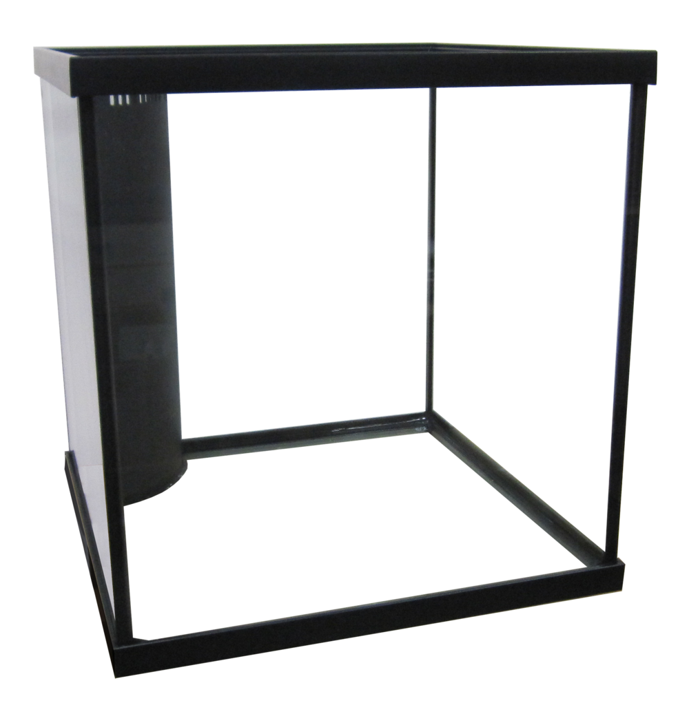 "60 Cube Reef Ready Aquarium - 24x24x24""   SKU#: AM18061  UPC#: 7-49729-18061-6  Product Dimension:  24.5""x24.5""x25.5""   Capacity: Approximately 60 gallons  Weight: 101.2 lbs"