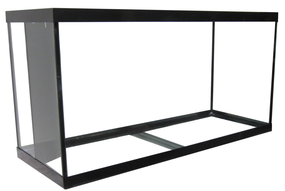 "90 Regular Reef Ready Aquarium - 48x18x24""   SKU#: AM18090  UPC#: 7-49729-18090-6  Product Dimension: 48""x18.25""x25""  Capacity: Approximately 90 gallons  Weight: 118.8 lbs"