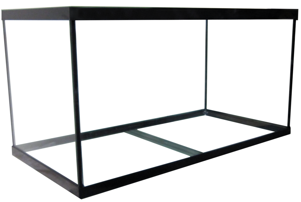 "120 Regular Aquarium - 48x24x24""   SKU#: AM11120  UPC#: 7-49729-11120-7  Product Dimension: 48.25""x24.5""x25.38""  Capacity: Approximately 120 gallons  Weight: 165 lbs"