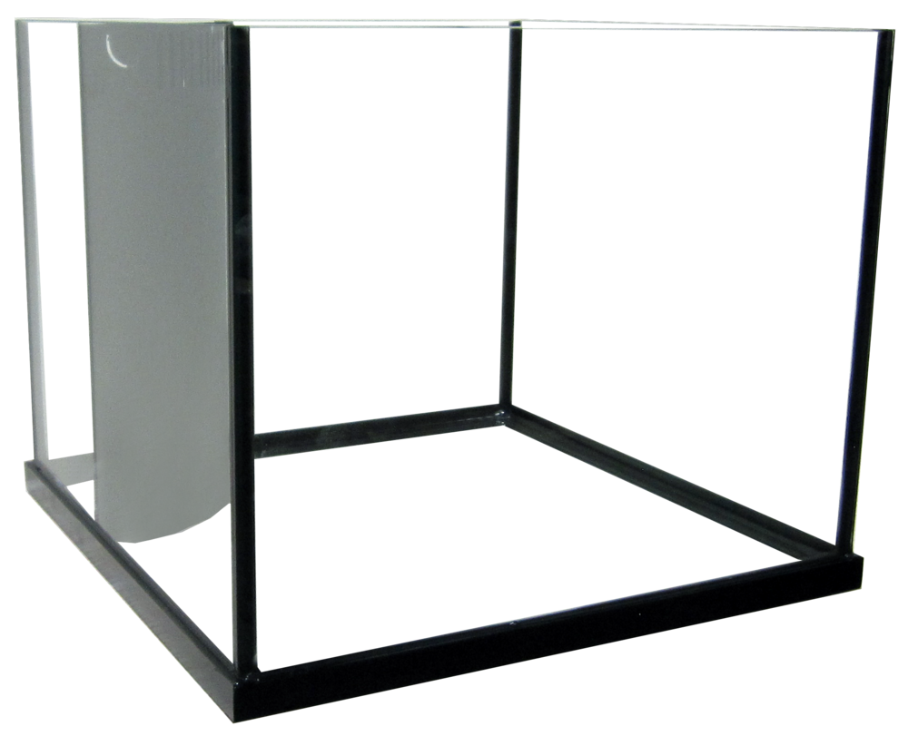"28 Rimless Frag Reef Ready Aquarium - 20x20x16""   SKU#: AM13628  UPC#: 7-49729-13628-6  Product Dimension: 20.5""x20.5""x16.5""  Capacity: Approximately 28 gallons  Weight: 43 lbs"