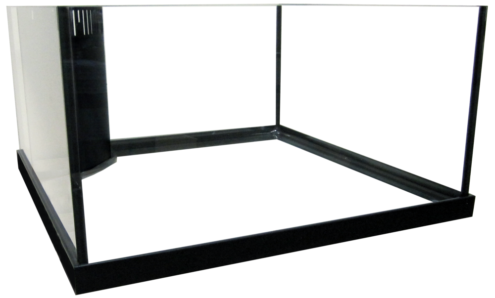 "30 Rimless Frag Reef Ready Aquarium - 24x24x12""   SKU#: AM13630  UPC#: 7-49729-13630-9  Product Dimension: 24.5""x24.5""x12.5""  Capacity: Approximately 30 gallons  Weight: 41.8 lbs"