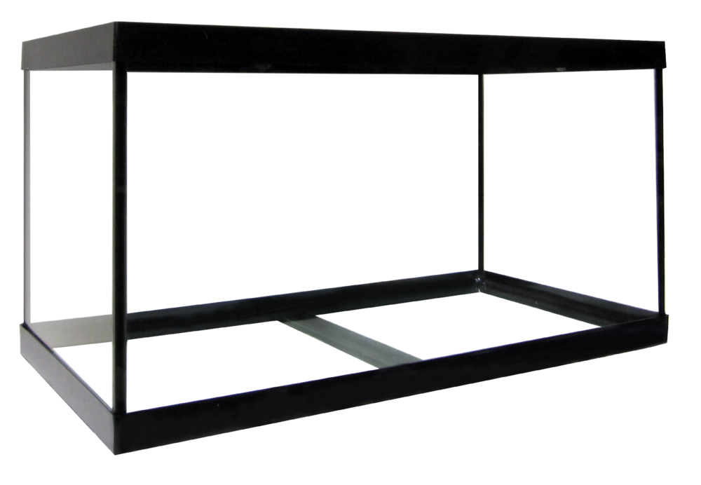 "50 Regular Aquarium - 36x18x18""   SKU#: AM11051  UPC#: 7-49729-11051-4  Product Dimension: 36.5""x18.25""x18.88""  Capacity: Approximately 50 gallons  Weight: 62 lbs"