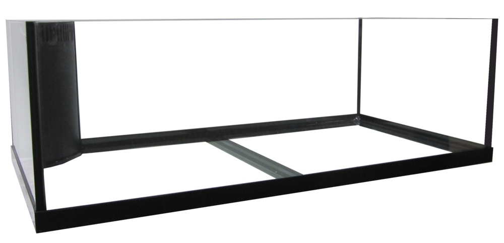 "80 Rimless Frag Reef Ready Aquarium - 48x24x16""   SKU#: AM13680  UPC#: 7-49729-13680-4  Product Dimension: 48.5""x24.5""x16""  Capacity: Approximately 80 gallons  Weight: 112.2 lbs"