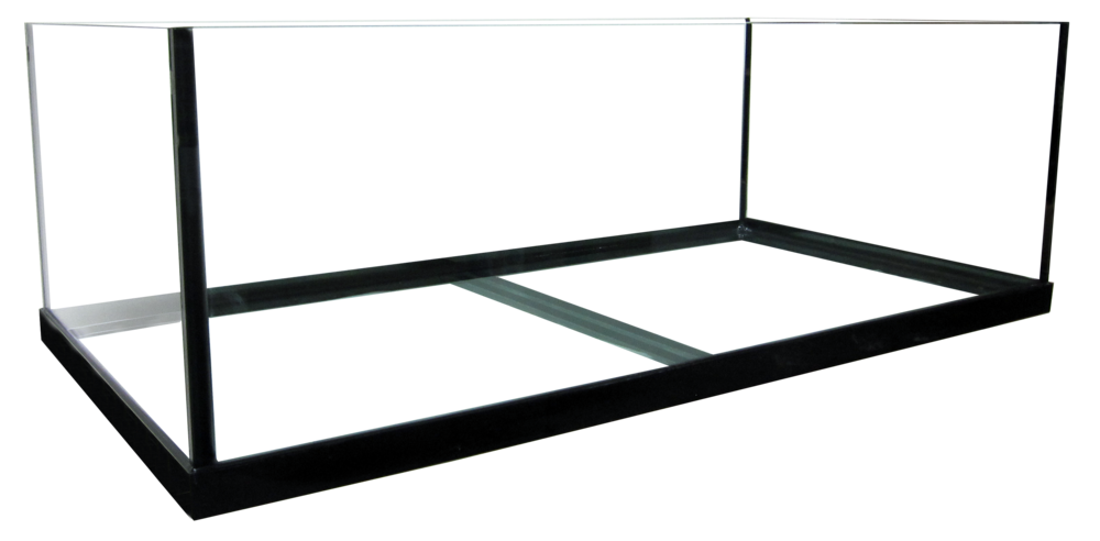"60 Rimless Frag Aquarium - 48x24x12""   SKU#: AM13560  UPC#: 7-49729-13560-9  Product Dimension: 48.5""x24.5""x12""  Capacity: Approximately 60 gallons  Weight: 97.8 lbs"